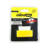 Plug and Drive NitroOBD2 Performance Chip Tuning Box for Benzine Cars( Posta Gratis )