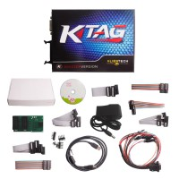 (DHL Gratis) V2.13 KTAG K-TAG Firmware V6.070 ECU Programming Tool Master Version Unlimited Token