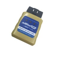 Spedizione Gratis AdblueOBD2 Emulator for IVECO Trucks Plug and Drive Ready Device by OBD2