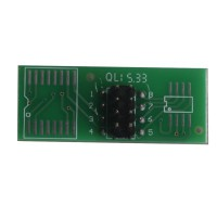 SOIC8 SOP8 Test Clip with Adapter for 24 93 25 26 Series Chip