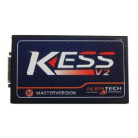 (UK Spedizione No Tasse)V2.22 KESS V2 OBD Tuning Kit Master Version No Token Limitation Firmware V3.099