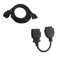 Cables for Multi-Di@g Access J2534 Pass-Thru OBD2 Device(Only Cables)