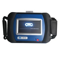 SPX AUTOBOSS OTC D730 Automotive Diagnostic Scanner with Built In Printer Multi-Lingue Italiano Incluso