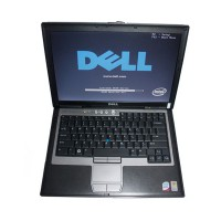 Dell D630 Core2 Duo 1,8GHz, WIFI, DVDRW Second Hand Laptop Especially for BMW ICOM