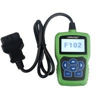 OBDSTAR Nissan/Infiniti Automatic Pin Code Reader F102 with Immobiliser and Odometer Function Promo