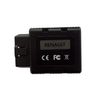(UK Spedizione No Tasse)Nuovo Renault-COM Bluetooth Diagnostic and Programming Tool for Renault Replacement of Renault Can Clip