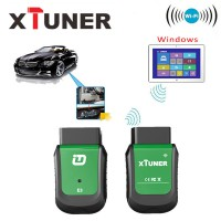 Nuovo XTUNER E3 WINDOWS 10 Wireless OBDII Diagnostic Tool Pefect Replacement For VPECKER Easydiag Promo