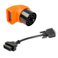 Foxwell BMW 20 Pin and Extension Cable for Foxwell NT510/NT520 Multi-System Scanner