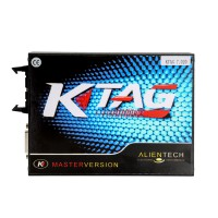 (UK Spedizione No Tasse) KTAG V7.020 Firmware KTAG ECU Programming Tool V2.23 Software Master Versione con illimitata Token Promo
