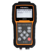 Foxwell CRD700 Digital Common Rail High Pressure Tester Promo
