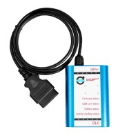2014D Super Dice Pro+ Diagnostic Communication Equipment Per Volvo con  Multi-language