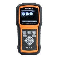 (UK Spedizione No Tasse)Foxwell NT520 Multi-System Scanner Firmware Updated Version of NT510 Free Update Online