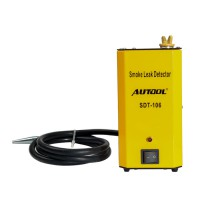 AUTOOL SDT-106 Diagnostic Leak Detector of Pipe Systems for Motorcycle/Cars/SUVs/Truck Smoke Leakage Tester Promo
