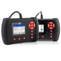 VIDENT iLink440 iLink 440 Four System Scan Tool Support Engine ABS Air Bag SRS EPB Reset Battery Configuration Promo