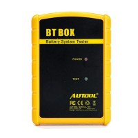 AUTOOL BT-BOX Automotive Battery Analyzer Support Android/iOS Promo