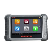 Autel MaxiTPMS TS608 Complete TPMS & Full-System Service Tablet Including Function of TS601+MD802+MaxiCheck Pro in Lingua Italiana