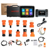 XTUNER T2 Diagnostic Tool for Heavy-duty Truck and Commercial Vehicles More Powerful than Xtuner T1