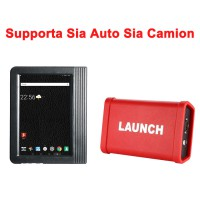 Launch X431 V+ Pro3 Wifi 10.1inch Tablet Plus X431 Heavy Duty Module Supporta sia Auto che Camion