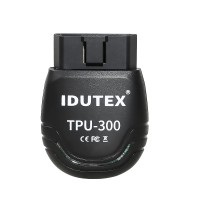 2020 Nuovo IDUTEX TPU300 Passenger Cars&Commercial Vehicle OBD2 Scanner