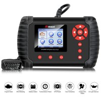 VIDENT iLink400 full system scan tool authorized with Fiat / Abarth / Alfa Romeo / Lancia software
