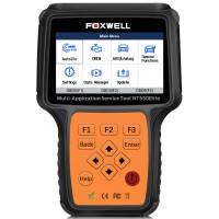 Foxwell NT650 Elite All Makes Service Tool with 11 Special Function Updated Version of NT650