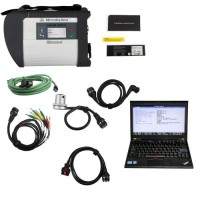 Più votati 2021.03V MB SD Connect Compact 4 stelle diagnosi più Dell D630 Laptop vendita calda SD C4 Plus PC Software installato pronta all'uso