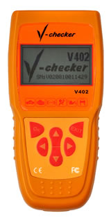 V-CHECKER VCHECKER V402 V-A-G Oil Reset Free Shipping