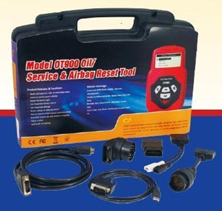 Oil Service and Airbag reset Tool OT900(multilingual,updatable)