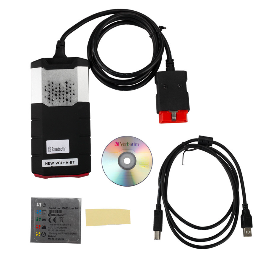 Tcscdp DS150e diagnostic tool package list