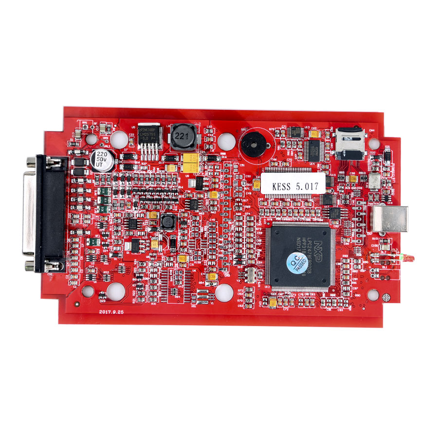 Kess V5.017 Euro Version with best red PCB-01