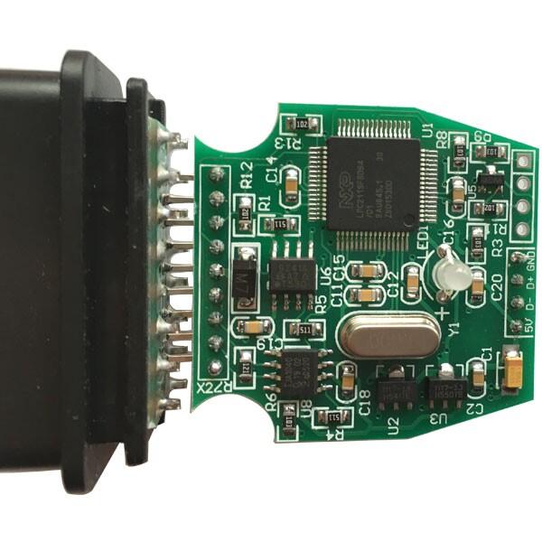 TOYOTA MINI VCI PCB display - 01