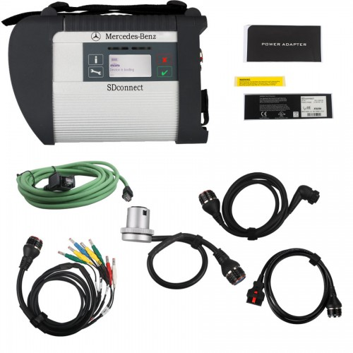 Più votati 2020.06V MB SD Connect Compact 4 stelle diagnosi più Dell D630 Laptop vendita calda SD C4 Plus PC Software installato pronta all'uso