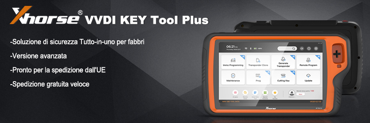 Xhorse VVDI KEY Tool Plus